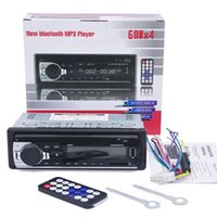 Wholesale electronic mp3 for sale - Group buy 12v Car Stereo Fm Radio Mp3 Audio Player Support Bluetooth Phone With Usb Sd Mmc Port Car Electronics In Dash Din