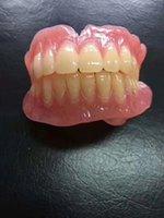 dientes de resina acrílica al por mayor-Los dientes de la dentadura Valplast flexible Materiales Dentales resina de acrílico de gránulos Guangzhou material dental