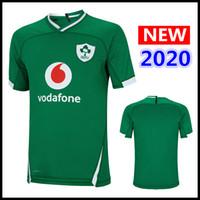 camisa alaranjada do rugby venda por atacado-vendas Hot 2020 Ireland Rugby equipamento de camisa da equipe nacional IRLANDA IRFU de rugby jerseys s-3xl frete grátis