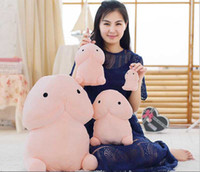 Wholesale sexy games funny for sale - Group buy 20cm Funny Plush Penis Toy Doll Soft Stuffed Creative Simulation Penis Pillow Cute Sexy Kawaii Toy Gift for Girlfriend C5
