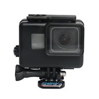 Wholesale gopro housing case resale online - 45m Underwater Waterproof Case for GoPro Hero Black Diving Protective Cover Housing Mount for Go Pro Accessory