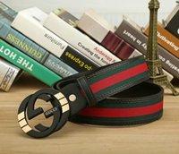 cinturones de pantalón al por mayor-cocodrilo de la manera cinturones de hebilla de cinturón de marca slivery hombre del diseñador de la correa de lujo de alta calidad para los hombres pantalones vaqueros de la correa de cuero genuino