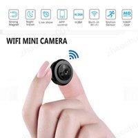 ip-kameras wireless klein großhandel-Mini Kamera WIFI IP P2P Kleine Kamera Nachtsicht Mirco Body Bike Camcorder Bewegungserkennung Wireless DV DVR Video Voice Record
