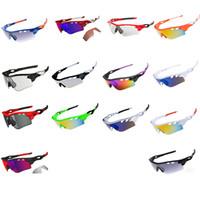 sunnies marka güneş gözlüğü toptan satış-Yarı Çerçevesiz Kaplama Güneş Gözlüğü Tasarımcı Gözlük Erkek Kadın Marka Lüks Sürme Sunnies Yol Bisikleti Gözlüğü Hip Hop Ayna 10 ADET
