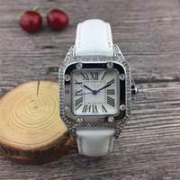 Wholesale geneva quartz diamonds resale online - 2019 Luxury GENEVA Watches Womens Diamonds Watches Bracelet Ladies Designer Wristwatches Colors