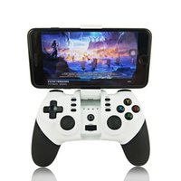 Wholesale Bluetooth G Wireless Game Controller for Android IOS Mobile Phone Windows Laptop Wireless Game Console Joystick Gamepad Controller