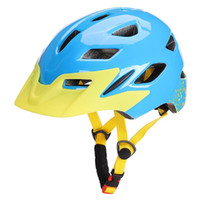Wholesale kids safety helmets for sale - Group buy Kids Bike Helmets Lightweight Cycling Skating Sport Helmet with Safety Light for Boys Girls Cycling Helmet Bike Bicycle Sport