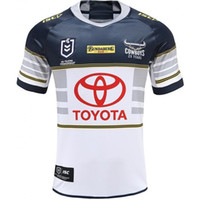 jersey cow-boys achat en gros de-2020 North Queensland Cowboys Adult Super Rugby Jersey Shirt Kit Maillot Camiseta Maglia Tops S-5XL Trikot Camisas