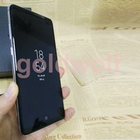 android gps-камера 3g оптовых-Разблокирована Goophone 6.2inch Дешевые S10 плюс S10 + 3G Мобильный телефон 1 ГБ 8 ГБ Показать 128 ГБ 8MP + 5MP Камера Новый Android-смартфон
