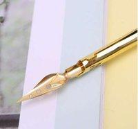 ingrosso pennini per penne stilografiche-JINHAO 992 stilografica di lusso per uomo stilografica pennino 0.38mm per calligrafia