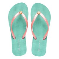 Wholesale starfish flip flops resale online - Women Ocean Style Beach Flip Flops Starfish Sailboat Summer Flat Sandal Slippers