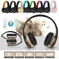 mp3 pl venda por atacado-Andoer LH-811 Digital 4 em 1 Multifuncional Sem Fio Bluetooth 4.1 + EDR Fone De Ouvido Estéreo Fone De Ouvido Fone De Ouvido Fone De Ouvido Com Microfone MP3 Pl