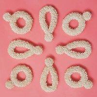 kadınlar için en iyi küpeler toptan satış-Best lady Yeni Boho El Yapımı Düğün Boncuklu Küpe Kadınlar için Kalp Kolye Aşk Hediyeler Etnik Boncuk Damla Küpe Parti Takı