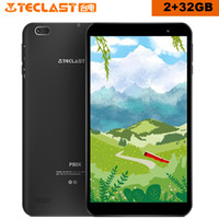 Wholesale teclast tablets dual camera resale online - Teclast P80X GTablet Android SC9863A IMG GX6250 inch x IPS Octa Core GHz GB RAM GB ROM Dual Cameras Tablet