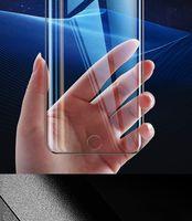 huawei ekran koruyucusu filmi toptan satış-Samsung iPhone için 9d cam filmi huawei xiaomi lg sony htc motorola yumuşak kenar temperli cam ekran koruyucu