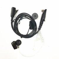 hava kanalları toptan satış-Motorola gp328plus gp338plus RADIOS için hava kanalı kulaklıkları