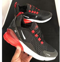 zapatillas de lona nuevas para niños al por mayor-Tamaño de la UE 29-44 Nuevos niños de la marca de 270 zapatos de moda de los diseñadores de los zapatos niños y niñas de zapatos deportivos y zapatillas de deporte de la lona unisex