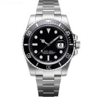 ginebra relojes florales al por mayor-Relojes para hombre de lujo de alta calidad 2813 Maquinaria Automática Reloj de lujo Reloj de pulsera de acero inoxidable para hombre de negocios luminoso
