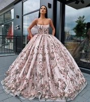Wholesale marchesa dresses for sale - Group buy Marchesa Ball Gown Prom Dresses Flowers Beaded Spaghetti Neckline Custom Made Evening Gowns Party Dress Floor Length