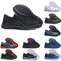 low priced 5cfab 07b73 Asics shoes Gel-Quantum 360 SHIFT Chaussures de course pour la stabilité  T728N noir blanc athlétique en plein air Sports Jogging shoes vitesse de  formateur ...