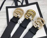 Wholesale free ring boxes for sale - Group buy 2019 fashion brands belt men women brands Trademark design belts gold buckles party jeans Waist belts original box