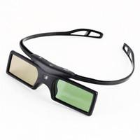 3d gözlük 144hz toptan satış-G15-DLP 3D DLP-LINK DLP Bağlantı Projektörleri Için Aktif Shutter Gözlükler 96-144Hz Sıcak Dünya Çapında dropshipping