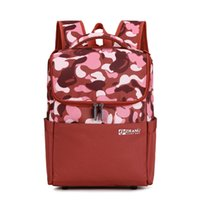 Wholesale best student backpack resale online - New Fashion Reflective strip design High Quality Children School Bags Backpacks Kids Best Students Schoolbag Waterproof Mochila