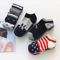 chaussettes style preppy achat en gros de-Chaussettes pour hommes, chaussettes en coton, printemps et en été, chaussettes en coton, chaussettes de sport, chaussettes pour hommes