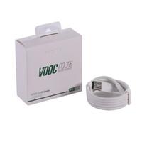 iphone kabelstifte großhandel-2 Stück für OPPO VOOC USB-Kabel Super-Fast Charge 7 Pin Ladekabel Durable USB-Draht