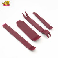 Wholesale car tools plastic for sale - Group buy 4pcs Good Quality Plastic Repair Tools Car Radio Door Panel Trim Dash Audio Stereo Removal Disassemble Pry For B MW for Au di
