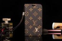 nouveau cas nouveau achat en gros de-Nouveau cas de téléphone en cuir de marque pour IPhone X 8 7 6 Plus XS XR Xs max portefeuille Retour flip Cover pour Samsung S8 S9 S10 plus note 9 A02