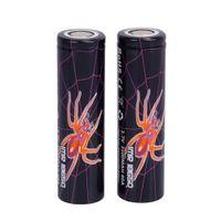 ingrosso vedove nere-100% di alta qualità BLACK WIDOW 18650 Batteria 3500mAh IMR 3.7 V 3500 40A E Cig High Drain batterie ricaricabili al litio Cell vendite in magazzino