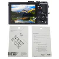 Wholesale z7 for sale - Group buy 50pcs New Soft Camera screen protection film For Nikon Z6 Z7 P300 P340 P510 P520 P530 P600 P900S P1000 L340 L810 L820 L830