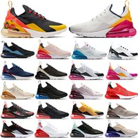 Wholesale boys green boots resale online - 2019 Summit White Laser Fuchsia University Gold Light Orewood Brown Running Shoes For Women Men Regency Purple Easter Sunday Sneakers