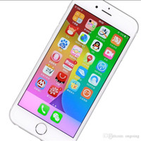 Wholesale phone i6 for sale – best Original Refurbished Apple IPhone support real G real fingerprinter GGB GB IOS phone quot i6 Smartphone DHL