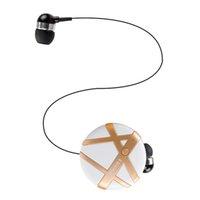ingrosso antifurto cablato-Allarme antifurto TWS split wireless auricolari stereo biauricolari Chiamare vibrazione alta qualità bluetooth auricolari cablati