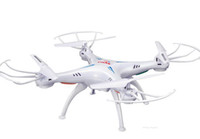 Wholesale syma quad copter resale online - SYMA X5SW WIFI RC Drone Dron GHz CH Real Time HD FPV Camera RC Helicopter Drones Axis Quadcopter Gyro Quad copter