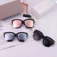 lunettes de soleil résine achat en gros de-Matière des lunettes de soleil 2019 hot style: résine de polarisation, verres de polariseur de couleur claire: 3 couleurs modèle: 7333