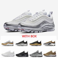 huge selection of 399fa e402a Nike air max 97 airmax 97 2018 Nuevo aire vibrante OG 98 AOP Sprite Gundam  Blue Red Cone Mujeres Corriendo para mujer para mujer 98s Zapatos casuales  Maxes ...
