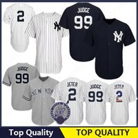 21522a5de New York Yankees 99 Aaron Judge Jersey 2 23 Don Mattingly 3 Babe Ruth 7  Mickey Mantle 42 Mariano Rivera 51 Bernie Williams 27