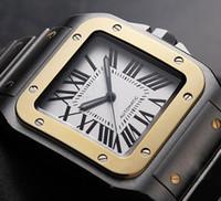 белые часы для мужчин оптовых-W200728G наручные мужские часы с автоматическим механизмом белое лицо 316L сталь оригинальный ремешок часы мужчины бесплатная доставка