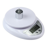 Wholesale kitchen scale diet resale online - 2018 New Hot Sale g g LED Electronic Scale Food Diet Postal Kitchen Digital Measuring Scales Weigh Balance Creative Gifts