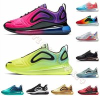 Wholesale cool camp tables for sale - Group buy Air Sunset Volt Green Running Shoes Sea forest Be True Fashion Womens Sports Sneakers Triple Black Cool Grey Mens Trainers Size
