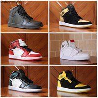 Wholesale shoes pick for sale - Group buy OG New s High quot Top quot Pick Mens Basketball Shoes bred banned royal shattered blackboard shadow chicago Athletic Sports j1 Sneakers