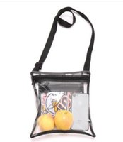 Wholesale big bags for sale resale online - 2019 new Perfect Clear Bag for Work School Sports Games inchseparate pockets are big enough and convenient for your daily needs on sale