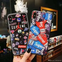 Wholesale couples phone for sale – best Street Sports Soft Case For Iphone Pro X Xs Max Xr s Plus Phone Cover Matte Silicone Couple Coque Capa