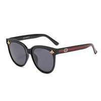 neue art sonnenbrille großhandel-Mode Gestreifte Designer Sonnenbrille New Polarisierte Sonnenbrille Männer Sport Stil Sonnenbrille HD Schutzbrille Polaroid Lens Eyewear Männlich