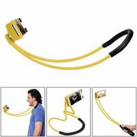 Wholesale lazy arm phone holder online – Flexible Degree Rotation Necklace Long Arm Holder Lazy Bracket Universal Phone Holder
