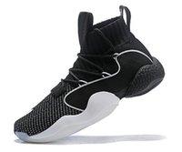 precios de zapatillas al por mayor-Zapatillas de baloncesto Pharrell x Crazy BYW a buen precio, zapatillas de deporte para hombre Zapatillas deportivas de entrenamiento, zapatillas grandes y planas, tiendas en línea