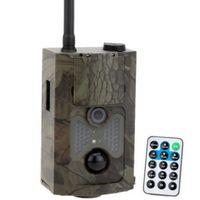 câmeras de bolota venda por atacado-3G Caça Caça Câmera HC550G MMS SMTP SMS 16MP 1080 P 0.5 seg Scouting Vídeo Câmera Vida Selvagem Infravermelho